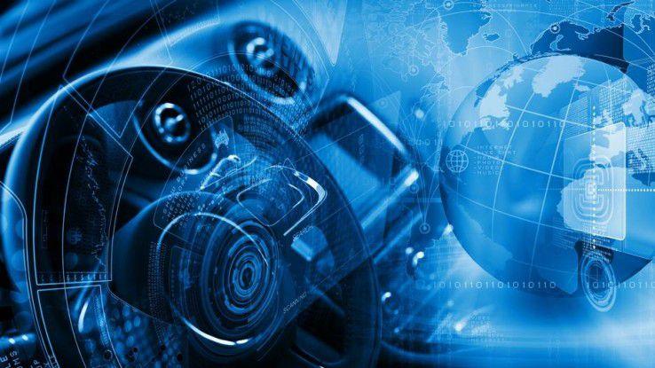 Klassische Fahrzeugsicherheit reicht beim Connected Car nicht mehr aus.