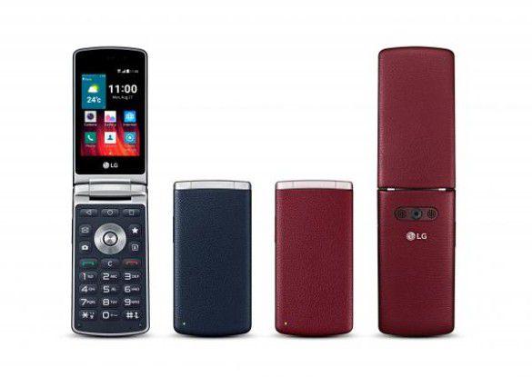 LG Wine Smart: Mit numerischer Tastatur und ohne Touchscreen