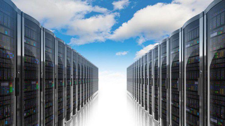 Das Rechenzentrum liegt in Zeiten des Cloud-Booms wieder voll im Trend. Frankfurt am Main ist Deutschlands Cloud-Hub.