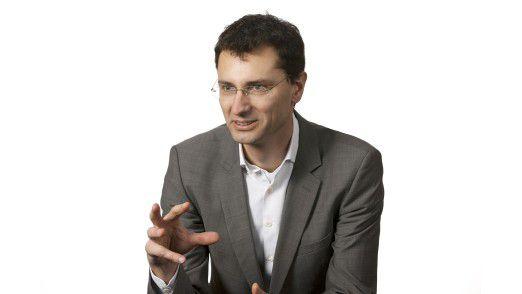 Colt-Manager Joachim Sinzig erklärte uns, warum und wie der Carrier auch in Zukunft ISDN vermarkten will.