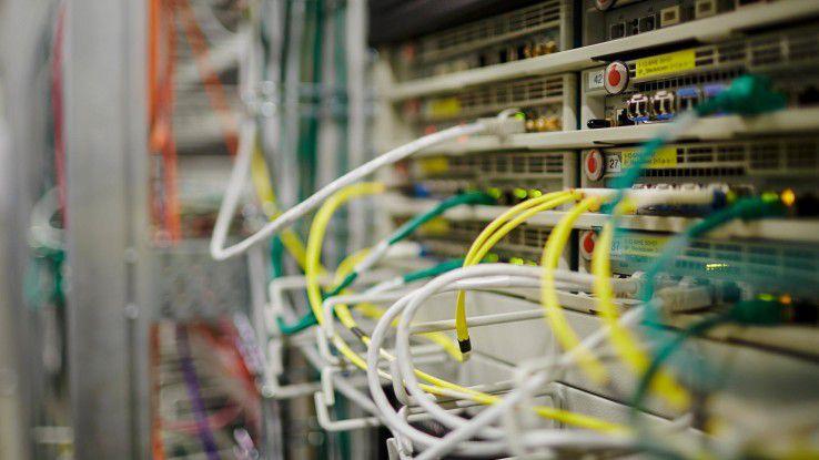 Vodafone will seinen Business-Kunden noch bis 2022 ISDN anbieten.