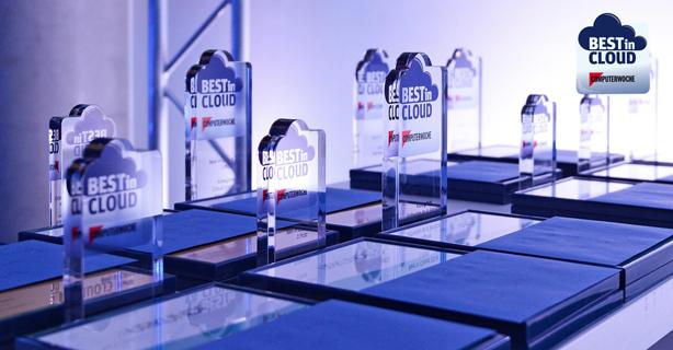 COMPUTERWOCHE-Event Best in Cloud: Vorhang auf, Bühne frei: Hier sind die Finalisten von Best in Cloud 2015
