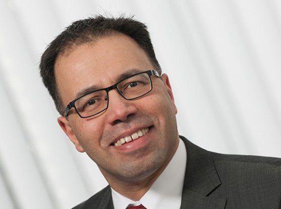 """""""Cognitive und Cloud sind zwei Seiten derselben Medaille"""", sagt IBM-Manager Yasser Eissa."""
