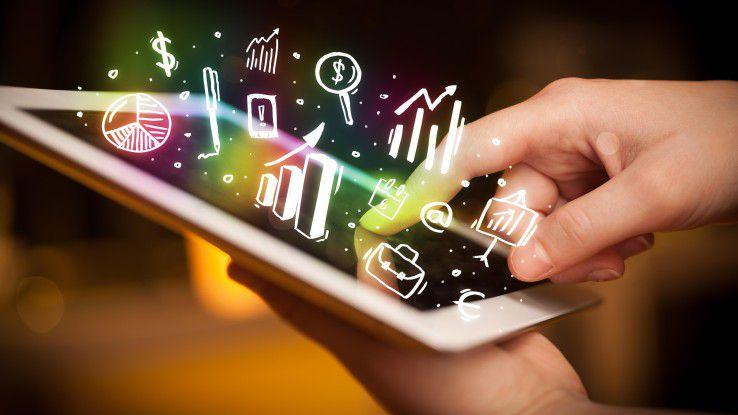 Digitalisierung ist bei Accenture kein Fremdwort mehr.