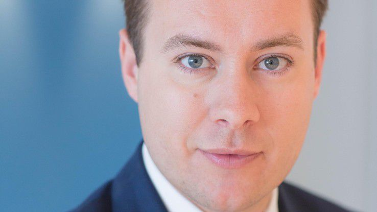 Tobias Enders ist Geschäftsführer der GMS Global Media Services.