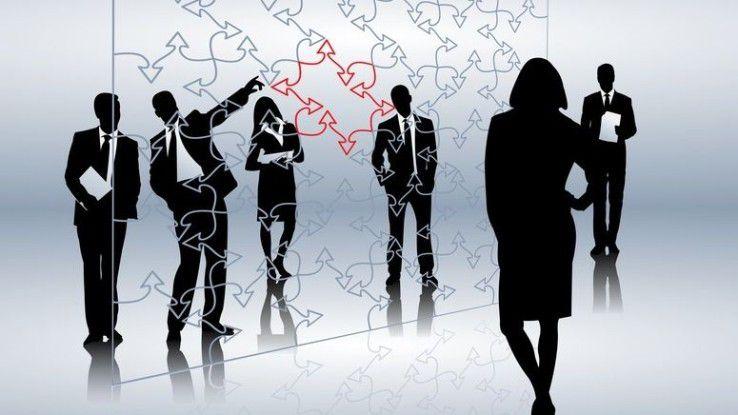 Unternehmen sollten einen kulturellen Wandel anzustoßen und eine neue Kultur etablieren, die auf das Teilen von Wissen sowie eine echte Collaboration ausgerichtet ist.
