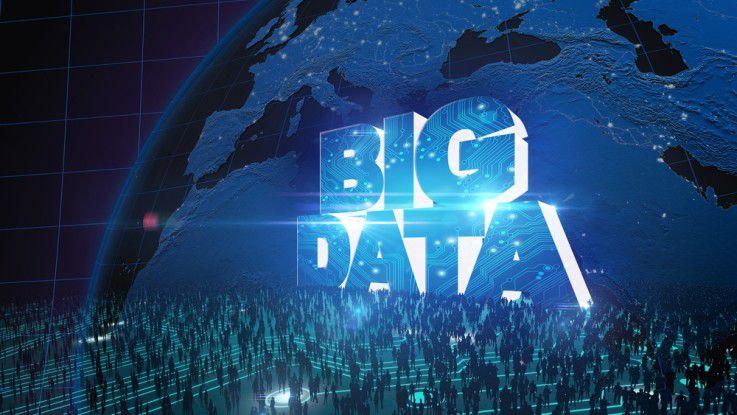 Gefragt sind Ideen rund um die Auswertung großer Datenmengen.