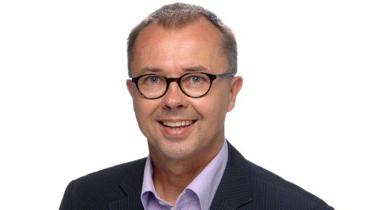 Der promovierte Maschinenbau-Ingenieur Kurt Kruber verantwortet die IT der Uniklinik München.