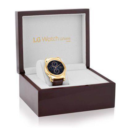 Im Vergleich zu Apples Uhren ist LGs Luxusmodell noch immer ein Schnäppchen.