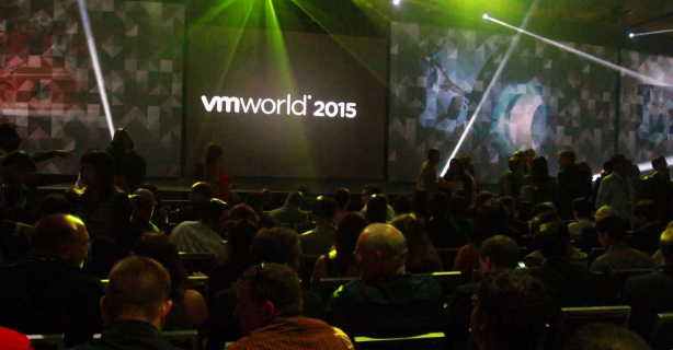 VMworld 2015 : Unified-Cloud, Container und schnelles SDDC - Foto: Harald Weiss