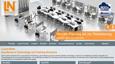 Best in Cloud 2015 – AKIOMA Software KG: AKIOMA schafft Einsparpotentiale im Mittelstand