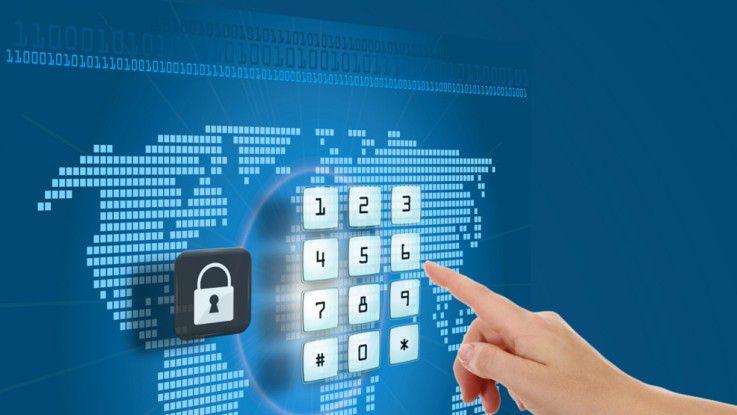 So übertragen Sie Passworte sicher