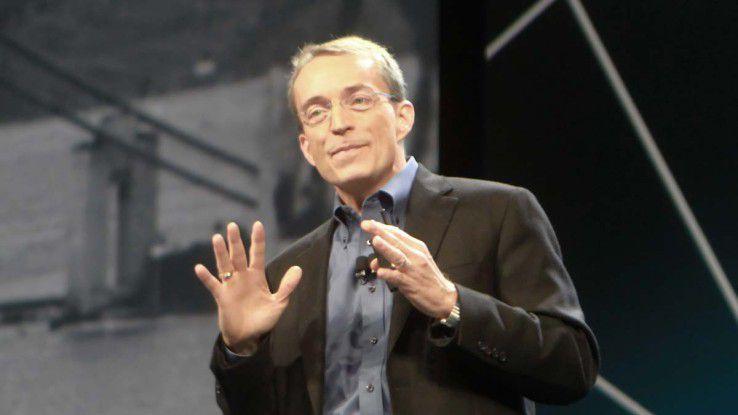 Gerüchte spekulieren, dass VMware womöglich EMC kaufen könnte und Gelsinger dann Chef wird.