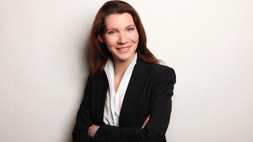 Francine Zimmermann wechselte von HGK zur FI-TS.