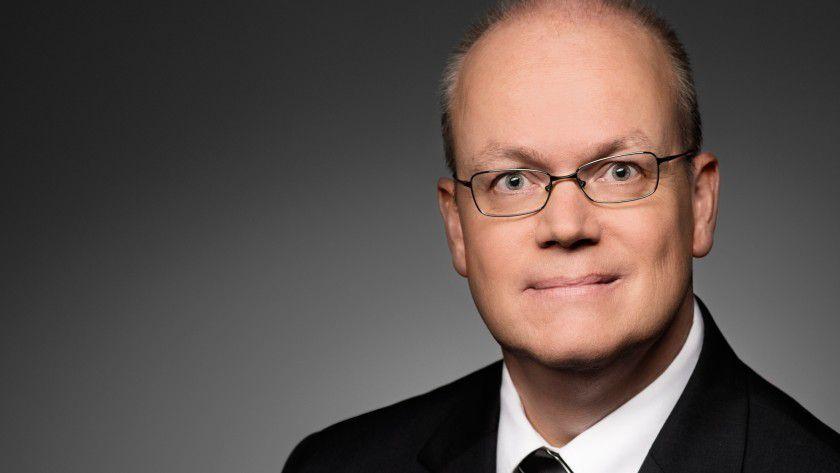 Ulrich Binnebößel, Zahlungsexperte beim HDE