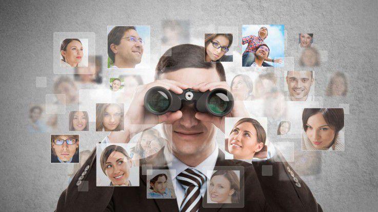 Personaler müssen in anderen Berufssparten Ausschau nach nach neuen und kompetenten Mitarbeitern halten.