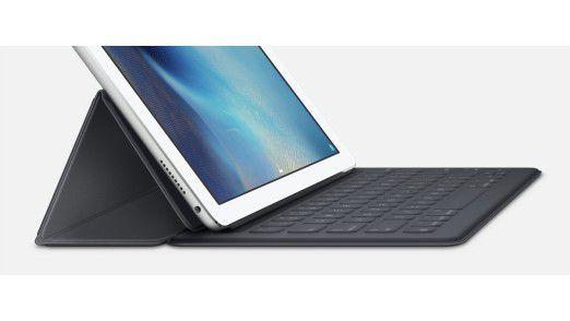 Apple hat das lange ersehnte iPad Pro mit 12,9 Zoll Bildschirm vorgestellt.