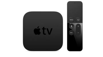 Apple TV 4 mit Siri-Support & App-Store