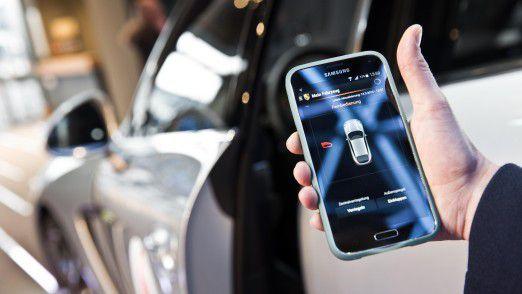 In Sachen Connected Car will Vodafone ganz vorne mitmischen. Zumindest Audi, BMW, Porsche und VW konnte der Carrier bereits überzeugen.