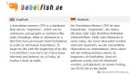 Ratgeber: Übersetzungssoftware – Was taugen die kostenlosen Tools? - Foto: Klaus Hauptfleisch