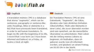 Ratgeber: Übersetzungssoftware: Was die kostenlosen Tools taugen - Foto: Klaus Hauptfleisch
