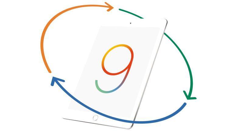 Neustart mit Hindernissen: Mit iOS 9.0.2 stellt Apple binnen zwei Wochen bereits das zweite Wartungs-Update für iOS 9 bereit.