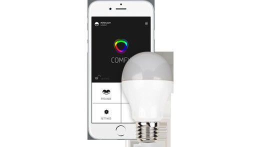 Die LED-Birne lernt mit.