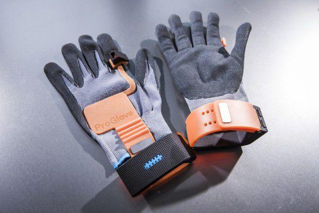 Dieser Handschuh könnte die Produktion revolutionieren.