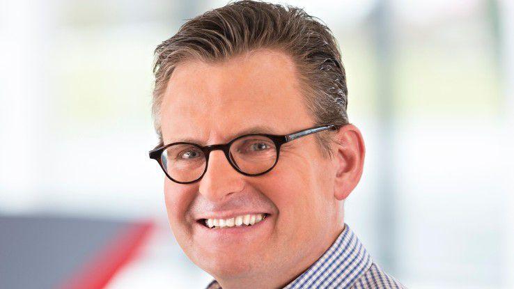 """Dieter Schoon, itelligence AG: """"Wir durchleben eine Zeit des Umbruchs. Die digitale Revolution und Industrie 4.0 verändert alles."""""""