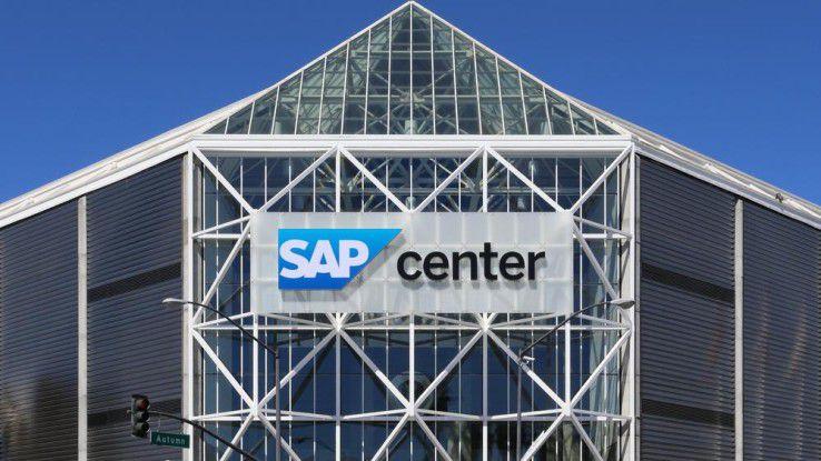 Deutliches Gewinnplus bei SAP.