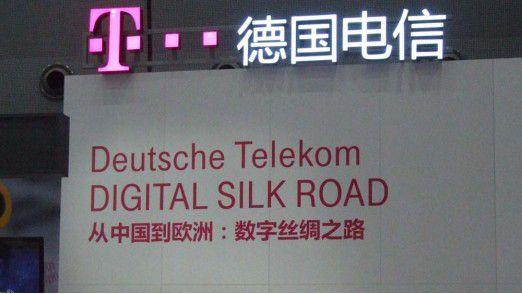 Die Digitale Seidenstraße soll Unternehmen entlang der Seidenstraße an der Digitalisierung teilhaben lassen.