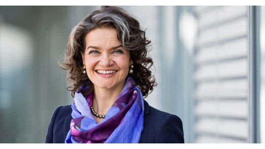Claudia Nemat leitet den Vorstandsbereich Technologie und Innovation bei der Deutschen Telekom.