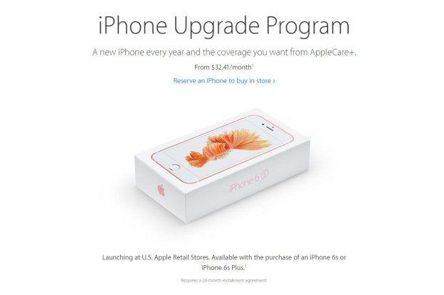Mit dem iPhone-Update-Programm treibt Apple einen weiteren Keil zwischen Carrier und Kunden.
