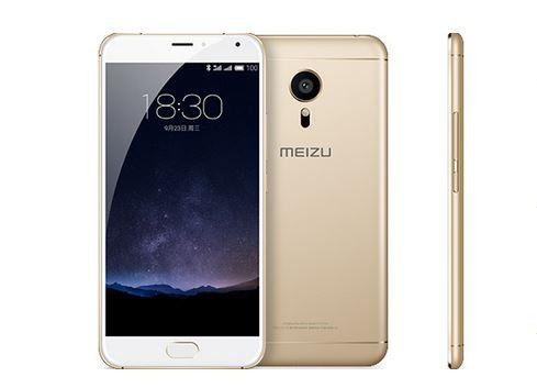Meizu Pro 5: Alle Ähnlichkeiten mit anderen Smartphones sind rein zufällig.