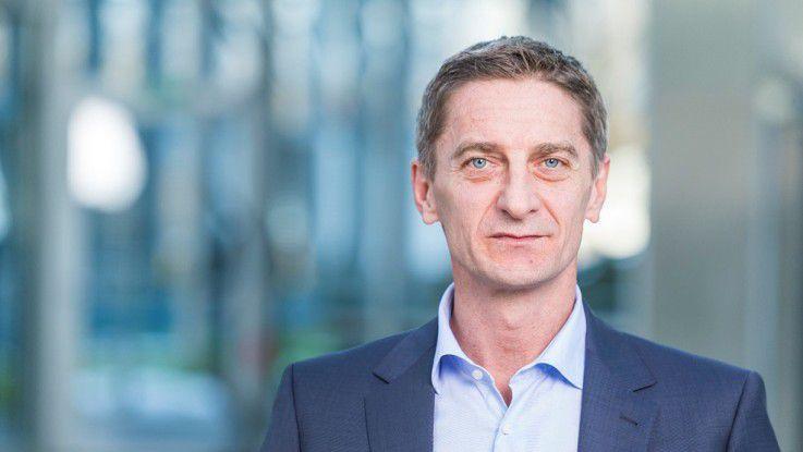 Frank Obermeier, Country Leader Oracle und Head of Technology Sales für das Deutschland-Geschäft von Oracle