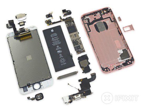 Um das iPhone 6s schnellstmöglichst zerlegen zu können. begab sich das iFixit-Team nach Melbourne, Australien.