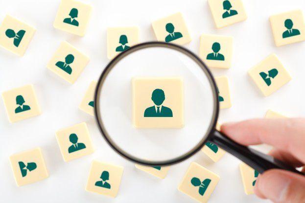 Im Assessment-Center wird die soziale und emotionale Intelligenz der Kandidaten unter die Lupe genommen.