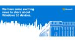 Windows 10: Hardware-Rundumschlag von Microsoft erwartet - Foto: Microsoft