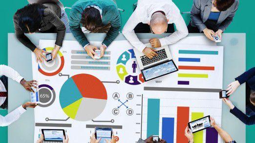 Mehr Kommunikation und Austausch haben sich Entscheider von Enterprise 2.0 erhofft - und sehen sich enttäuscht.