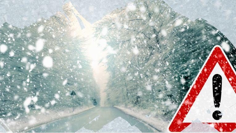 Bei winterlichen Temperaturen müssen Autofahrer grundsätzlich mit Glätte durch Eis oder Raureif rechnen und ihre Fahrweise darauf eingestellen.