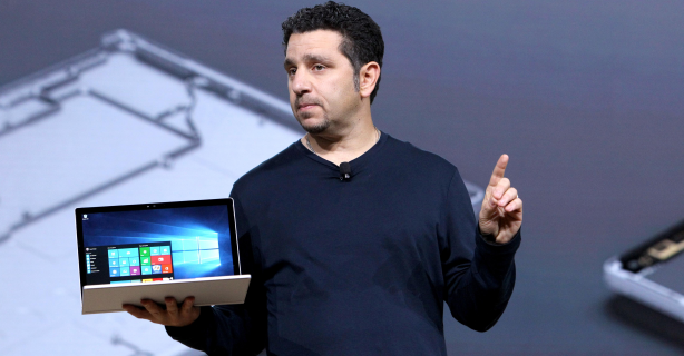 Lumia, Surface Pro 4 und Surface Book: Microsoft baut mit Surface Book einen eigenen Laptop - Foto: Microsoft