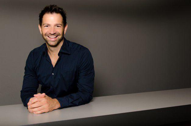 smapOne-CEO und -Mitbegründer Sven Zuschlag