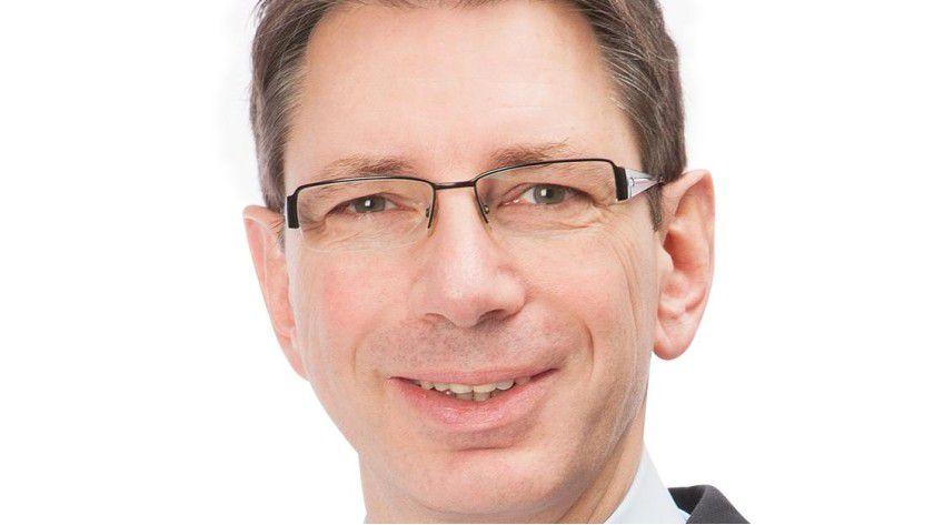 """Aconso-Gründer und CEO Ulrich Jänicke: """"Ziel ist, dass der Mitarbeiter kein Bedürfnis mehr hat, irgendetwas auszudrucken, da er jederzeit und von überall her einen gesicherten Zugriff auf die Dokumente hat."""""""