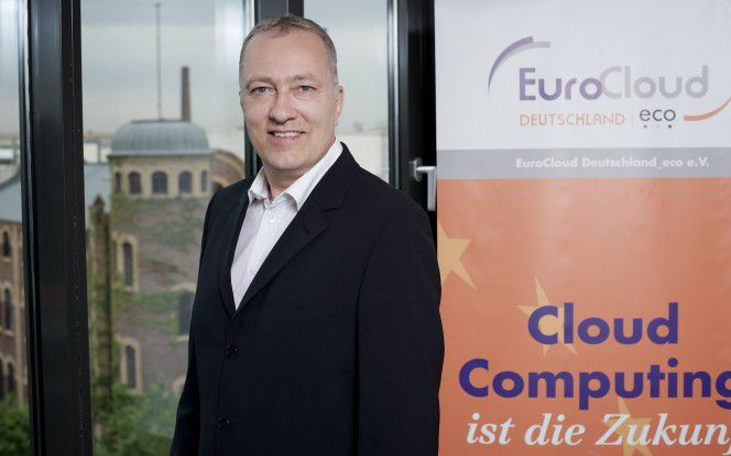 Andreas Weiss, Direktor EuroCloud Deutschland_eco e.V. und Managing Director EuroCloud Europe.