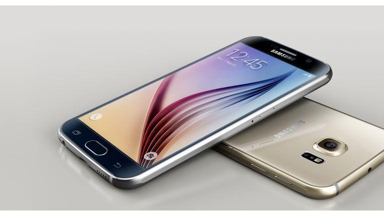 Das noch amtierende Topmodell Samsung Galaxy S6