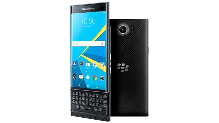 Beim Blackberry Priv setzen die Kanadier erstmals auf Android