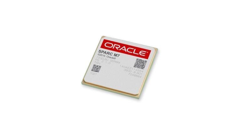 Der neue Sparc-M7-Prozessor ist die erste CPU nach der Sun-Übernahmen vor fast sechs Jahren, die komplett unter der Ägide Oracles entwickelt und gebaut wurde.