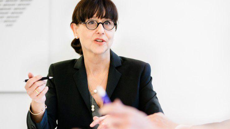 Dagmar Schimansky-Geier, Gründerin und Geschäftsführerin von 1a Zukunft, beschäftig sich seit 2005 mit Eignungsdiagnostik.
