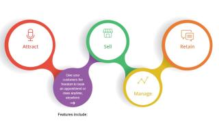Analytics, Marketing, CRM: Die 5 heißesten Marketing Startups in der Cloud - Foto: Booker