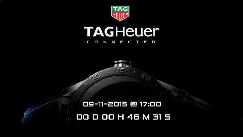 Tag Heuer stellt mit der Connected eine eigene Smartwatch vor.